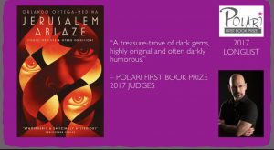 POLARI BOOK PRIZE 2017