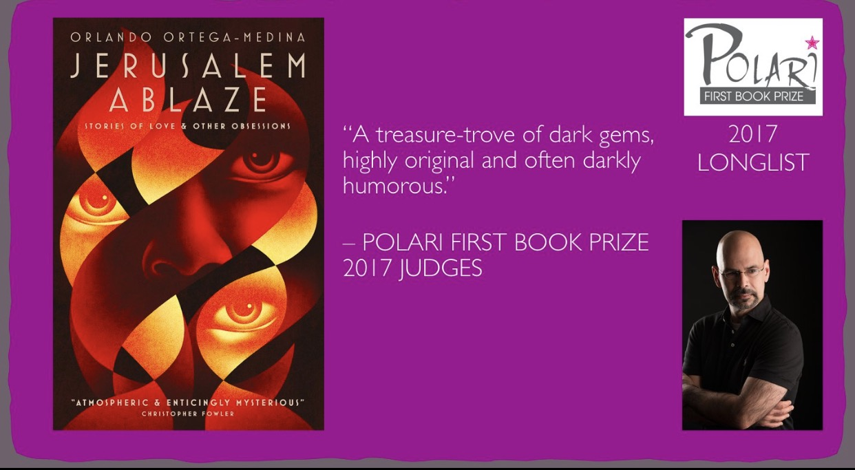 POLARI BOOK PRIZE 2017