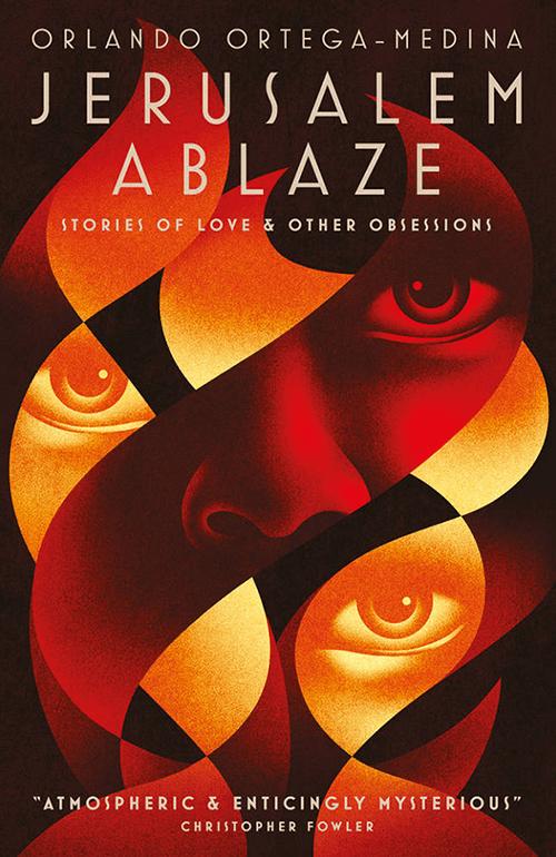 Jerusalem Ablaze book cover