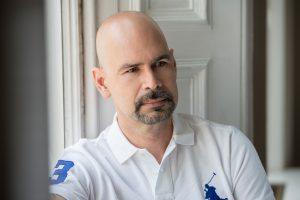 the author Orlando Ortega-Medina